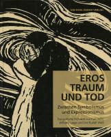 Katalogeinband Eros, Traum und Tod