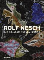Katalogeinband Rolf Nesch. Ein stiller Revolutionär