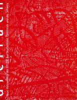 Katalogeinband Dreifach - Neue Holzschnitte der XYLON aus Deutschland, Österreich und der Schweiz
