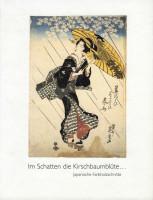 Katalogeinband Bestandsverzeichnis: Im Schatten die Kirschbaumblüte