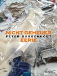 Cover des Katalogs Peter Buggenhout: nicht geheuer.