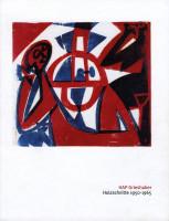Katalogeinband Bestandsverzeichnis Grieshaber 1950-1965
