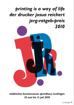 Plakat Josua Reichert