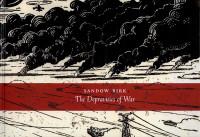 Katalogeinband Sandow Birk - The Depravities of War
