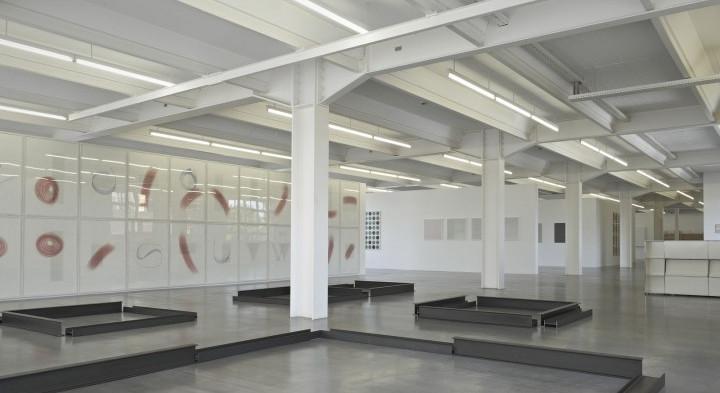 Innenansicht Kunstmuseum Reutlingen konkret
