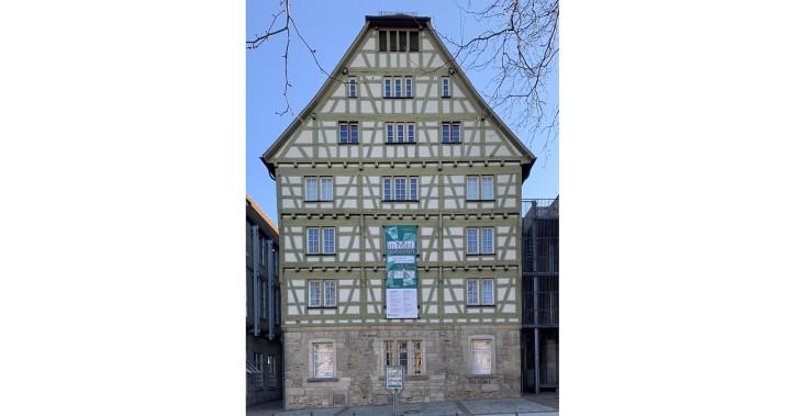 Das Kunstmuseum Reutlingen | Spendhaus von außen - Foto: C. Reichmuth