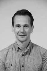 Ben Feher, Leiter Museums- und Ausstellungstechnik